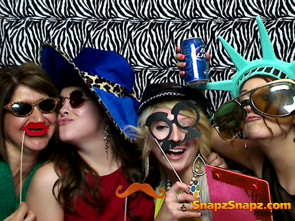 Great photo booth ideas