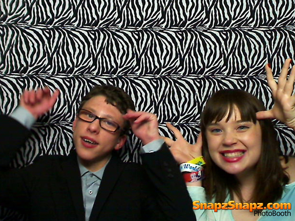 Great  Fort Worth photo booth